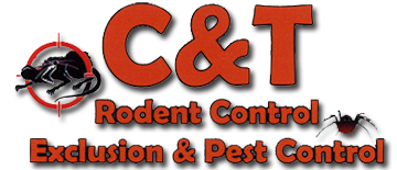 C&T Rodent Exclusion & Pest Control Logo